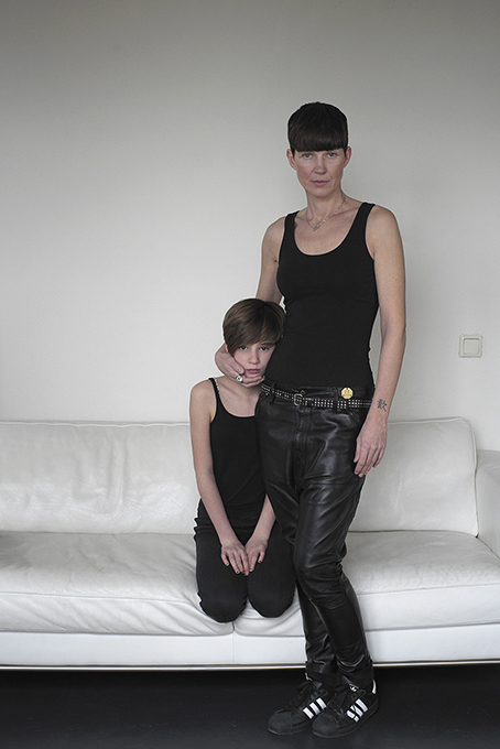 Mother & Daughter 2